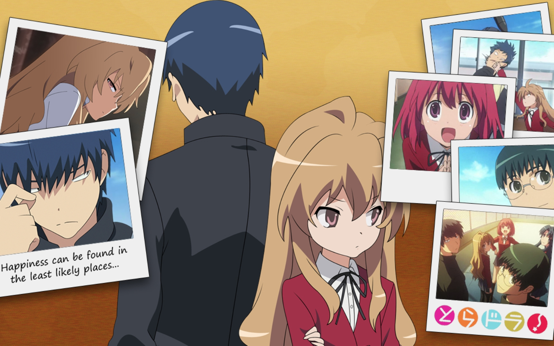 Toradora! Wallpaper (28)