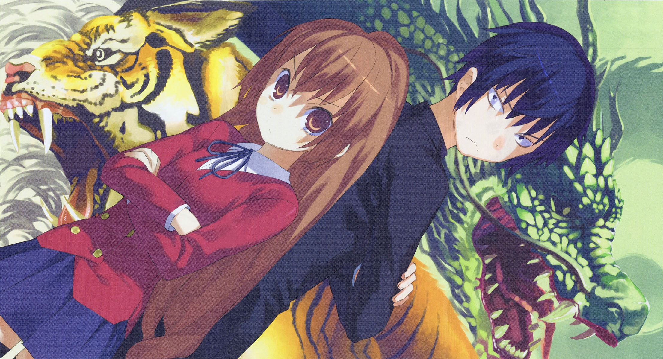 Toradora! Wallpaper (8)