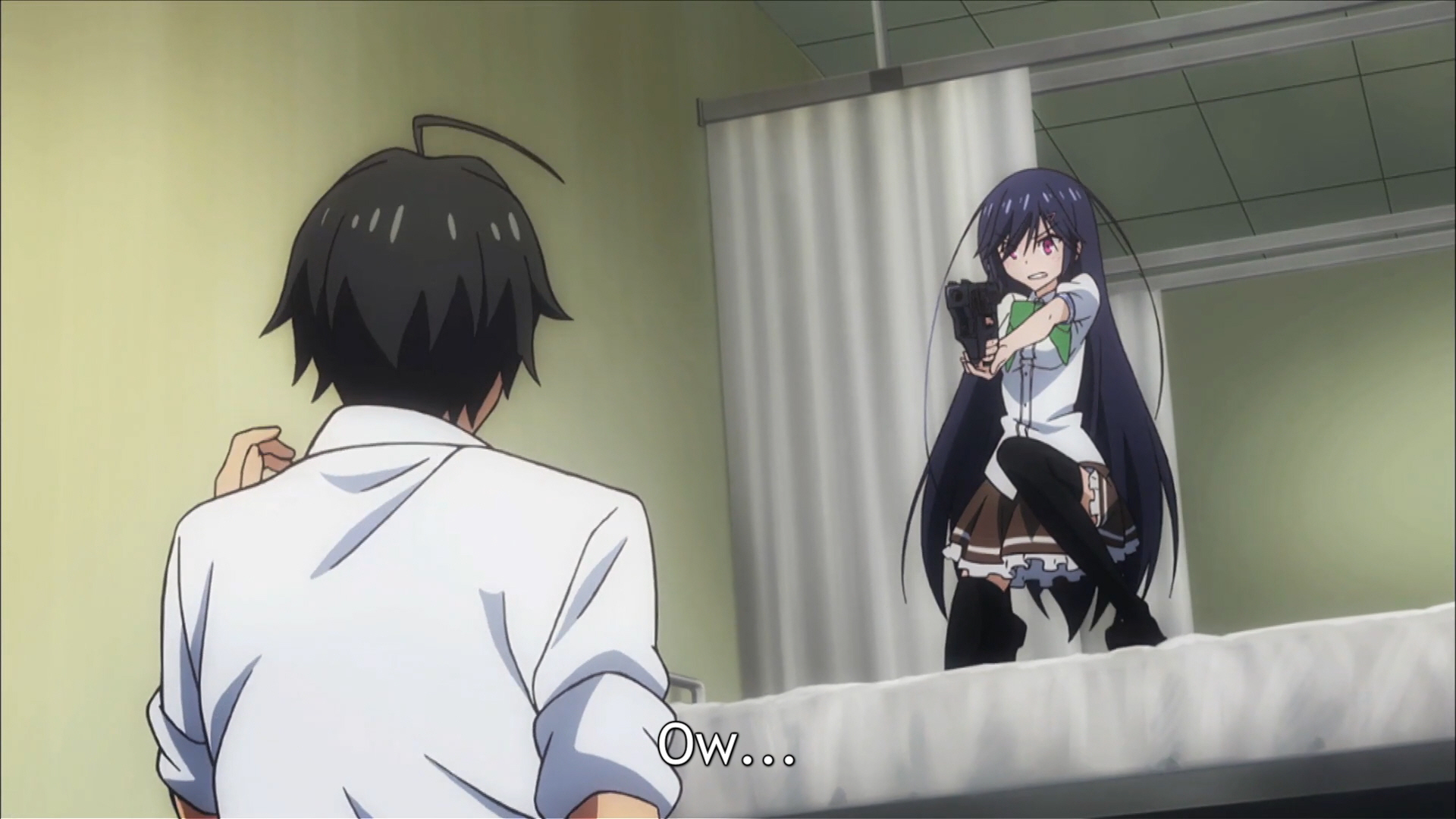 Magical Warfare Episode 1 05