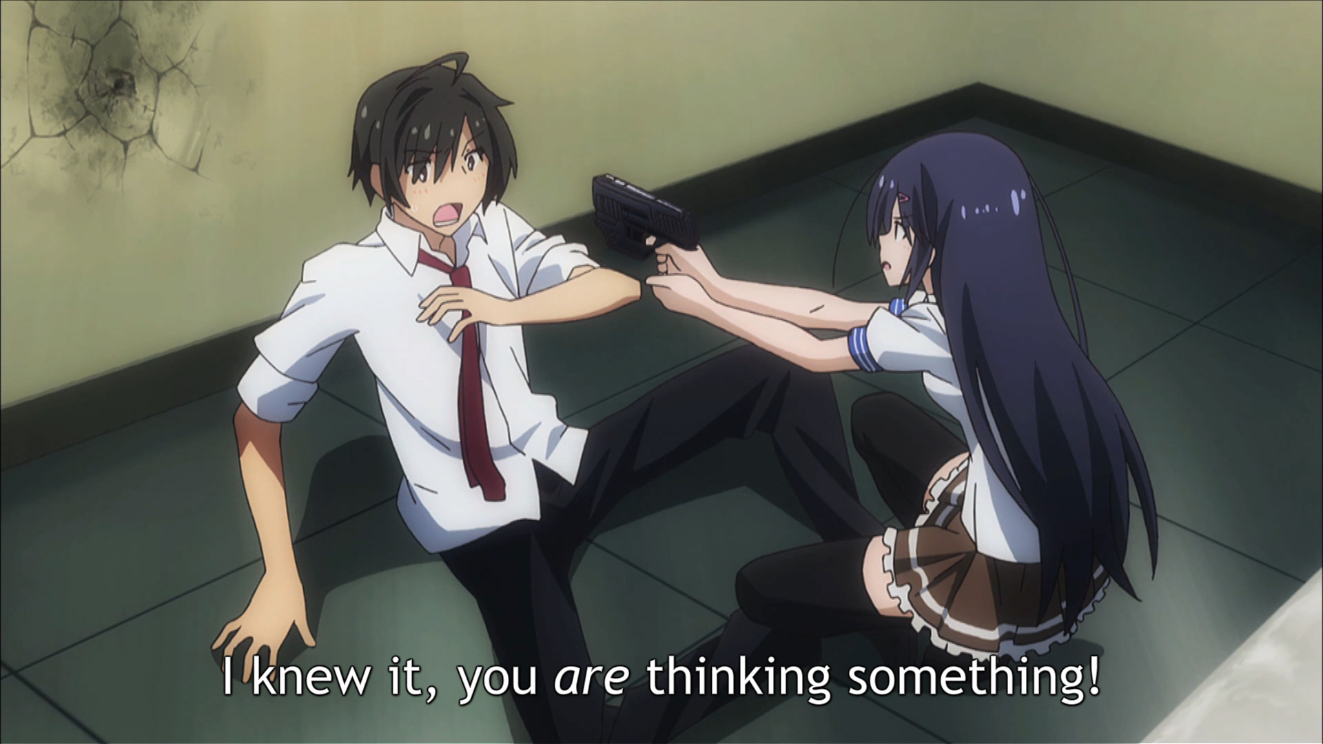 Magical Warfare Episode 1 06