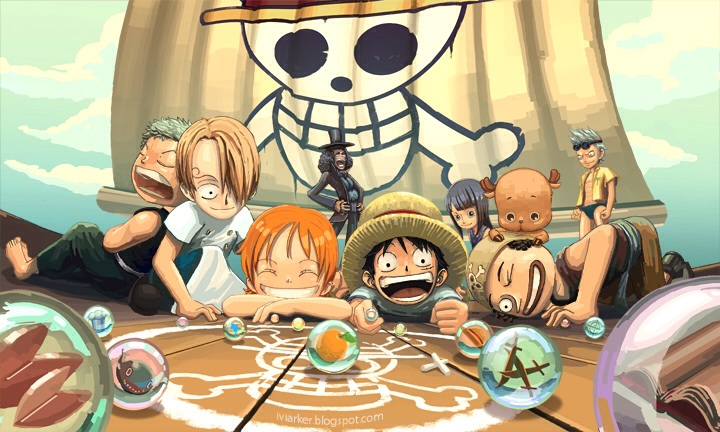One Piece Kids!