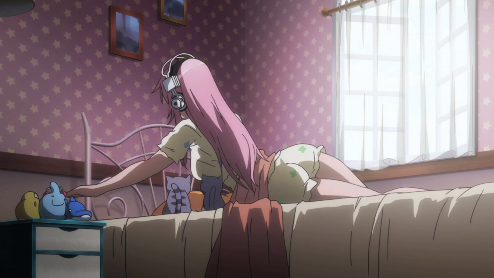 Soni-Ani SUPER SONICO THE ANIMATION Episode 1 001