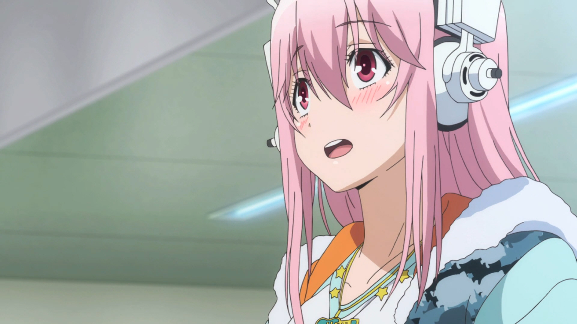Soni-Ani SUPER SONICO THE ANIMATION Episode 1 007