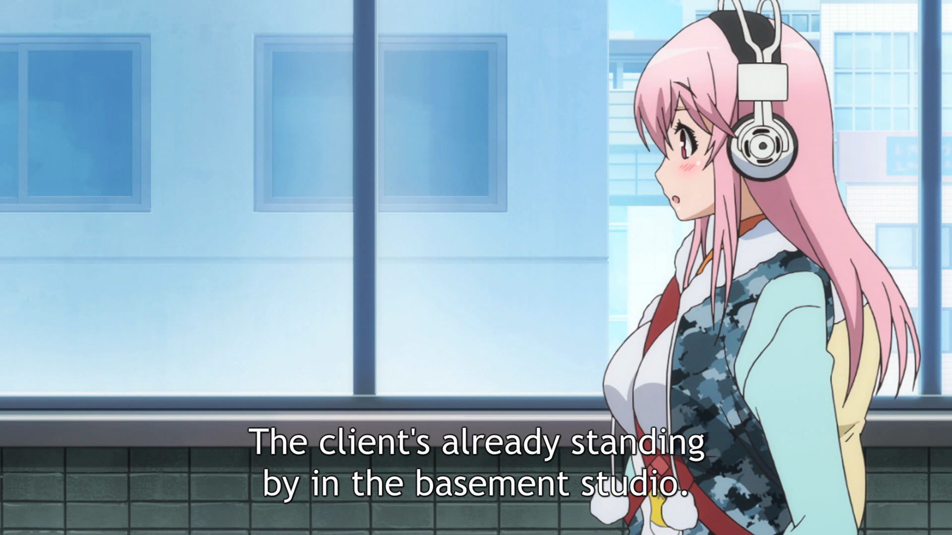 Soni-Ani SUPER SONICO THE ANIMATION Episode 1 009
