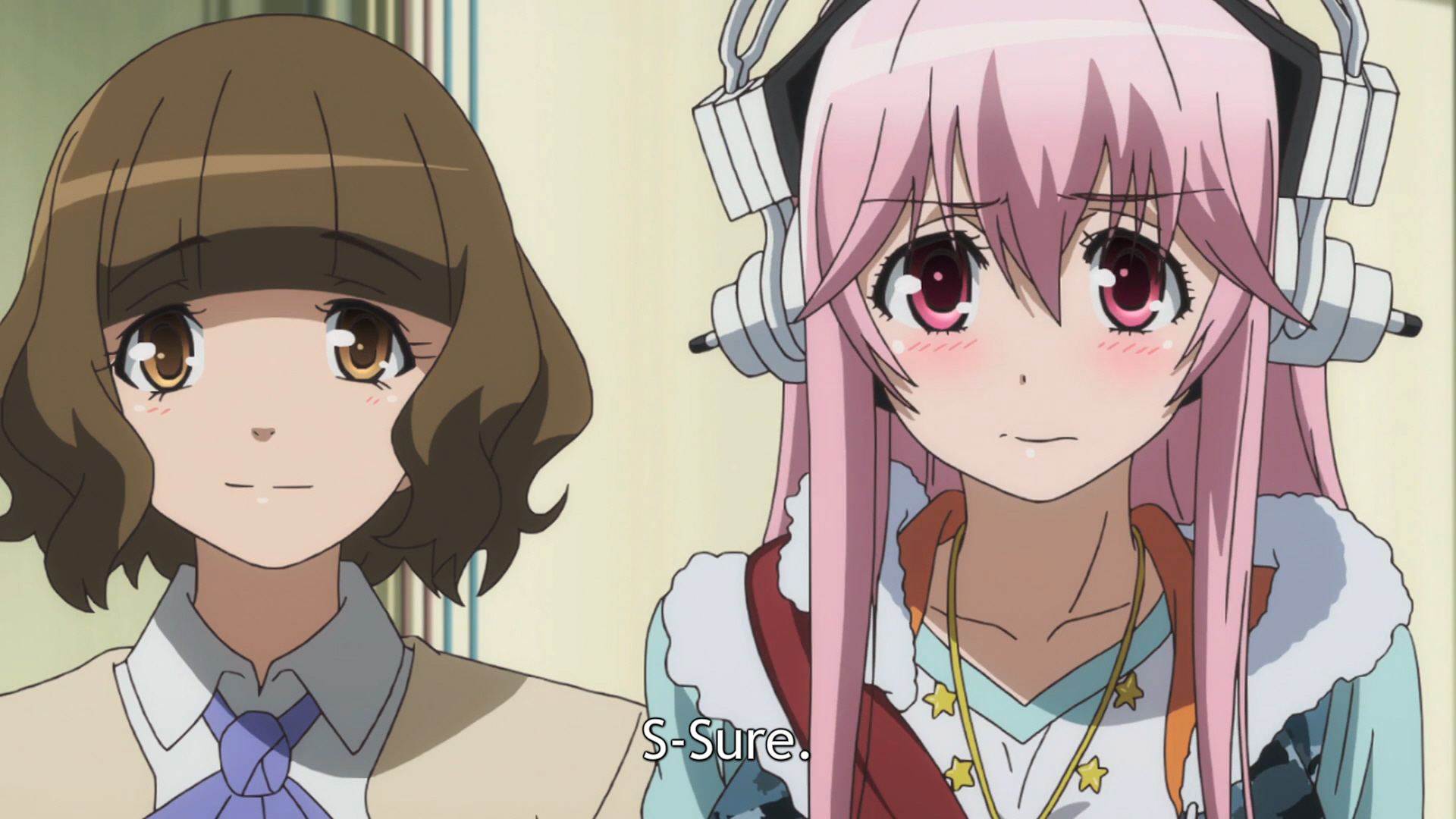 Soni-Ani SUPER SONICO THE ANIMATION Episode 1 010