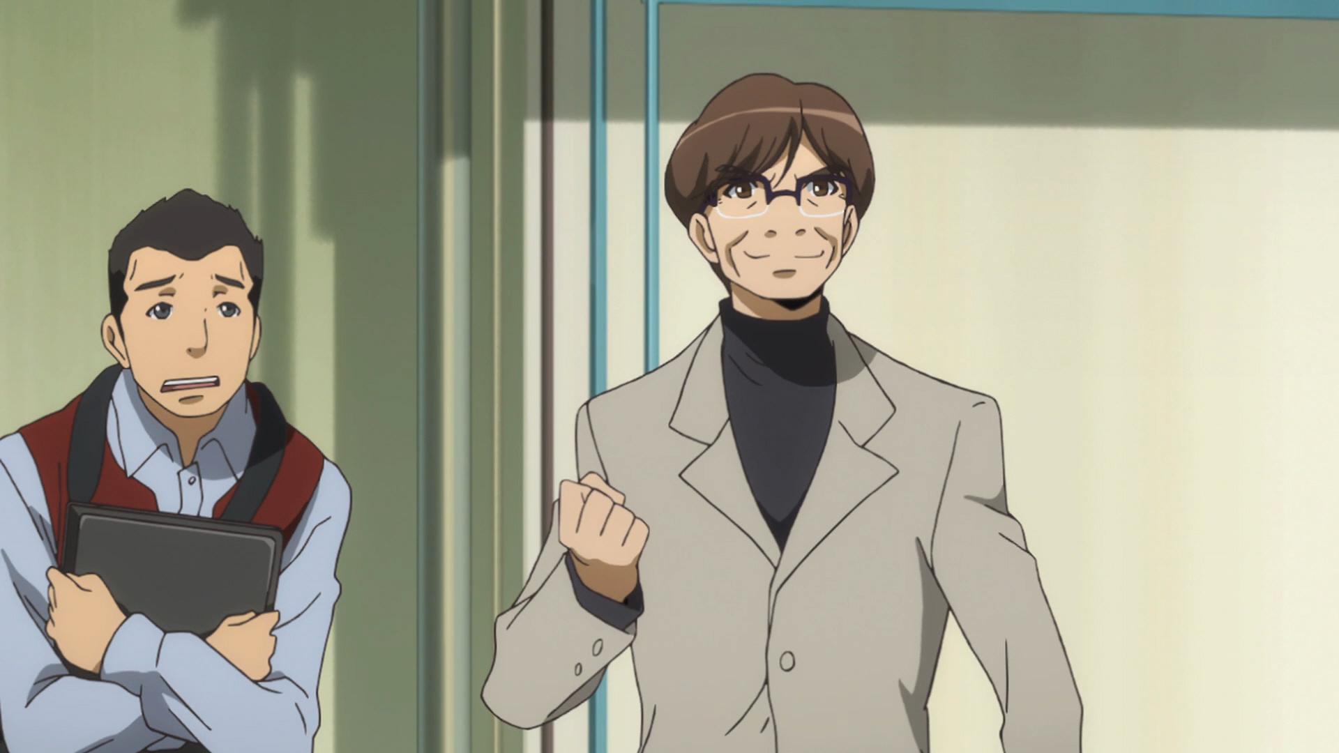 Soni-Ani SUPER SONICO THE ANIMATION Episode 1 012