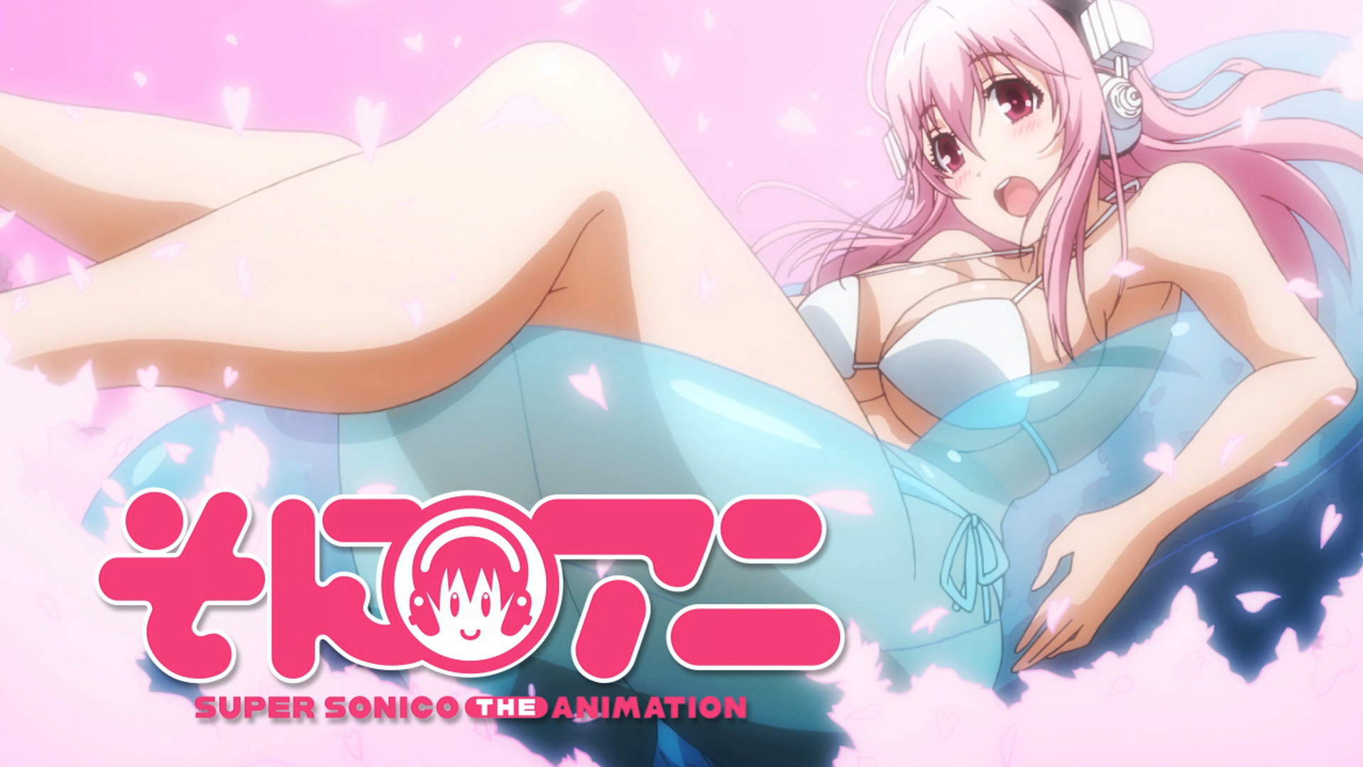 Soni-Ani SUPER SONICO THE ANIMATION Episode 1 014