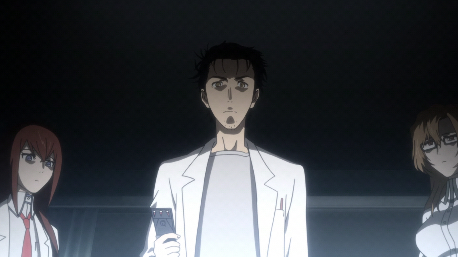 Steins Gate 07 Divergence Singularity 09