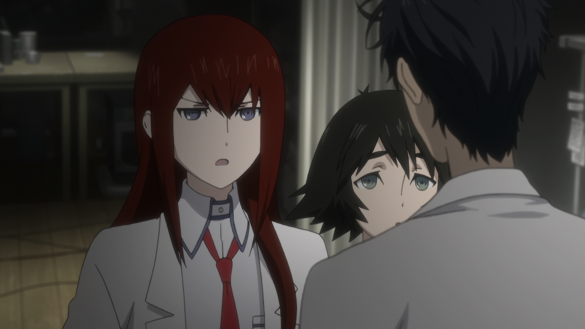 Steins Gate 07 Divergence Singularity 11