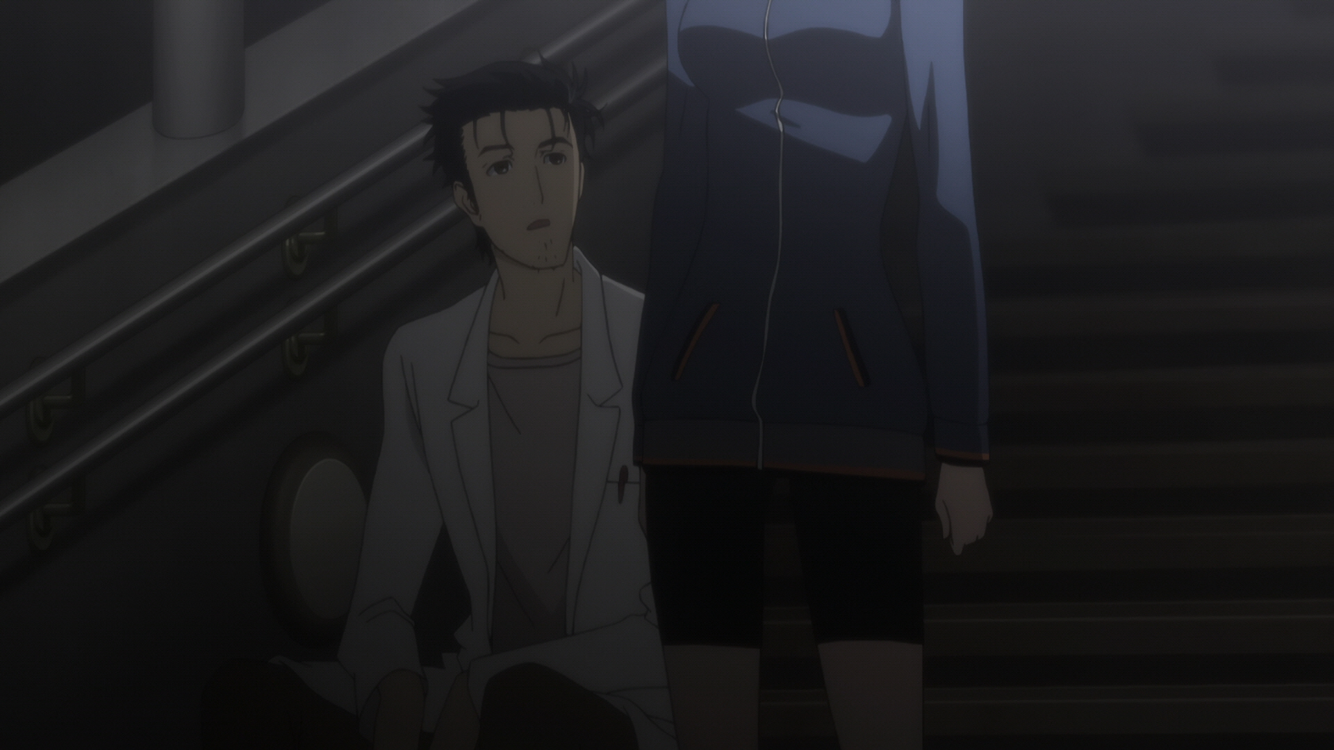 Steins Gate Episode 10 Chaos Theory Homeostasis III 06