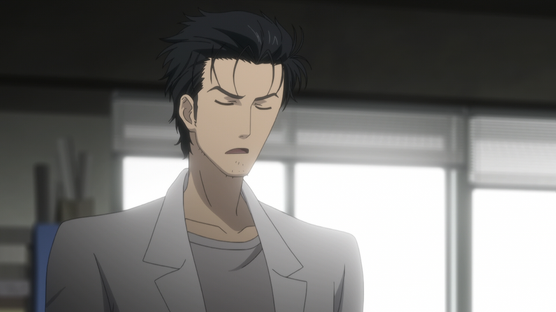 Steins Gate Episode 10 Chaos Theory Homeostasis III 08