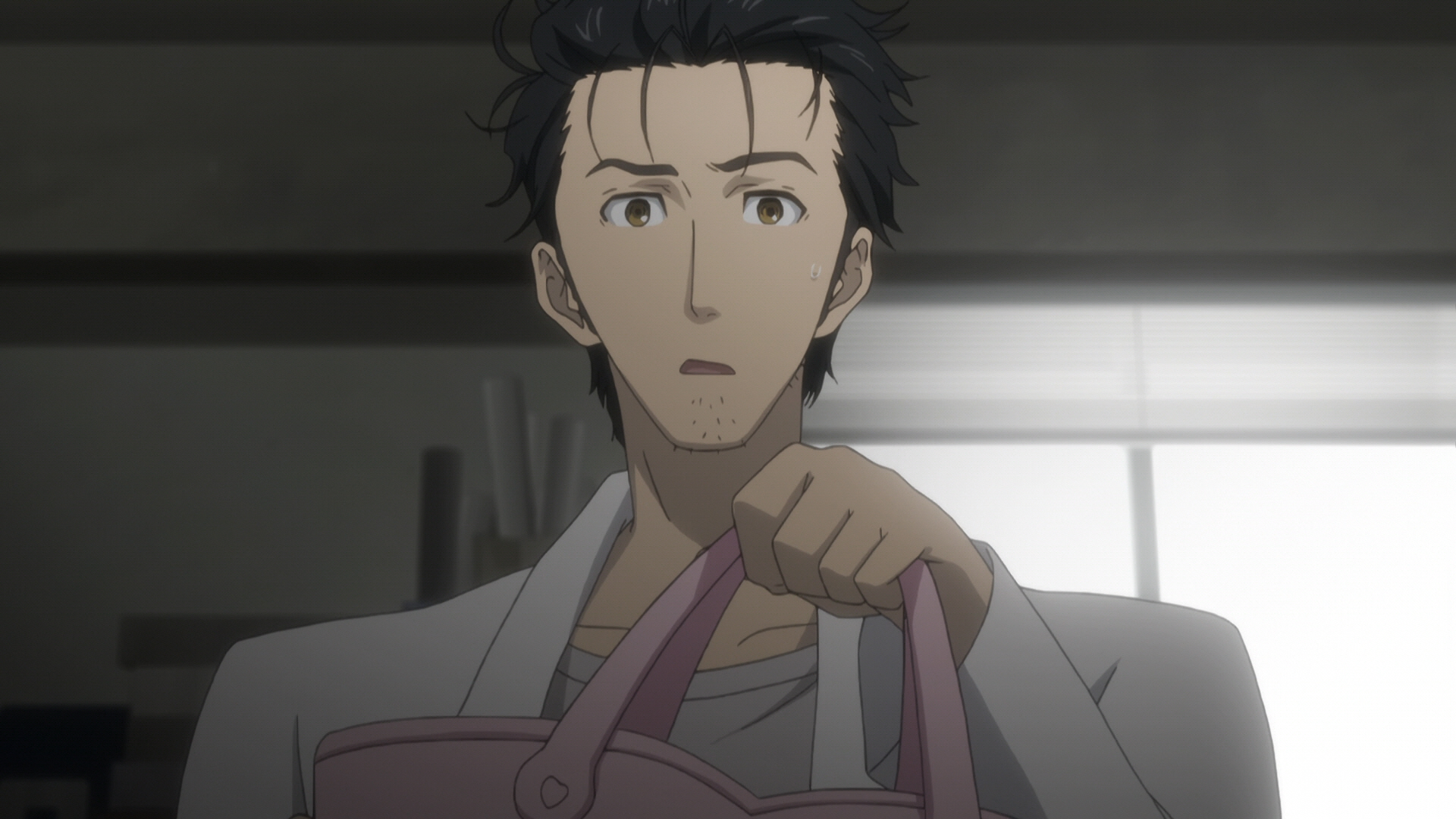 Steins Gate Episode 10 Chaos Theory Homeostasis III 09