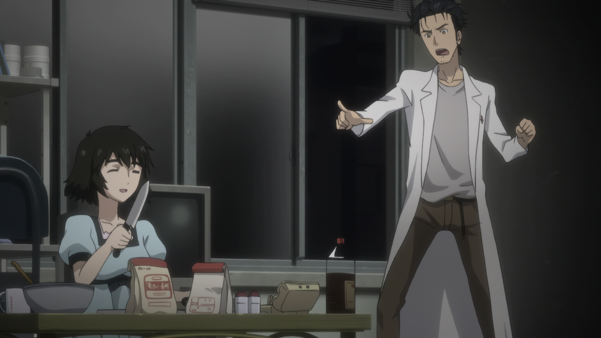 Steins Gate Episode 10 Chaos Theory Homeostasis III 13