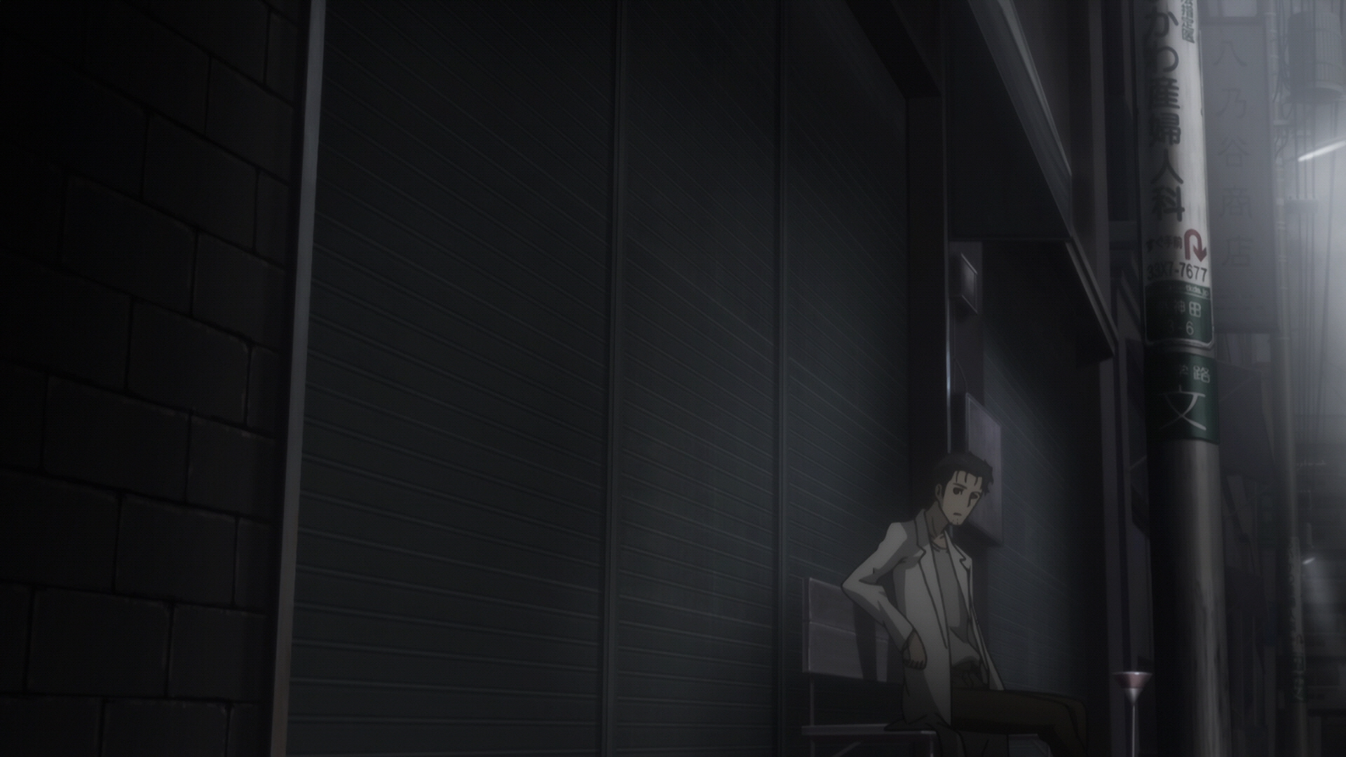 Steins Gate Episode 10 Chaos Theory Homeostasis III 17