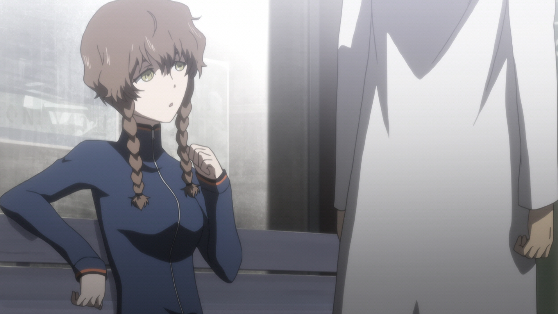 Steins Gate Episode 10 Chaos Theory Homeostasis III 19