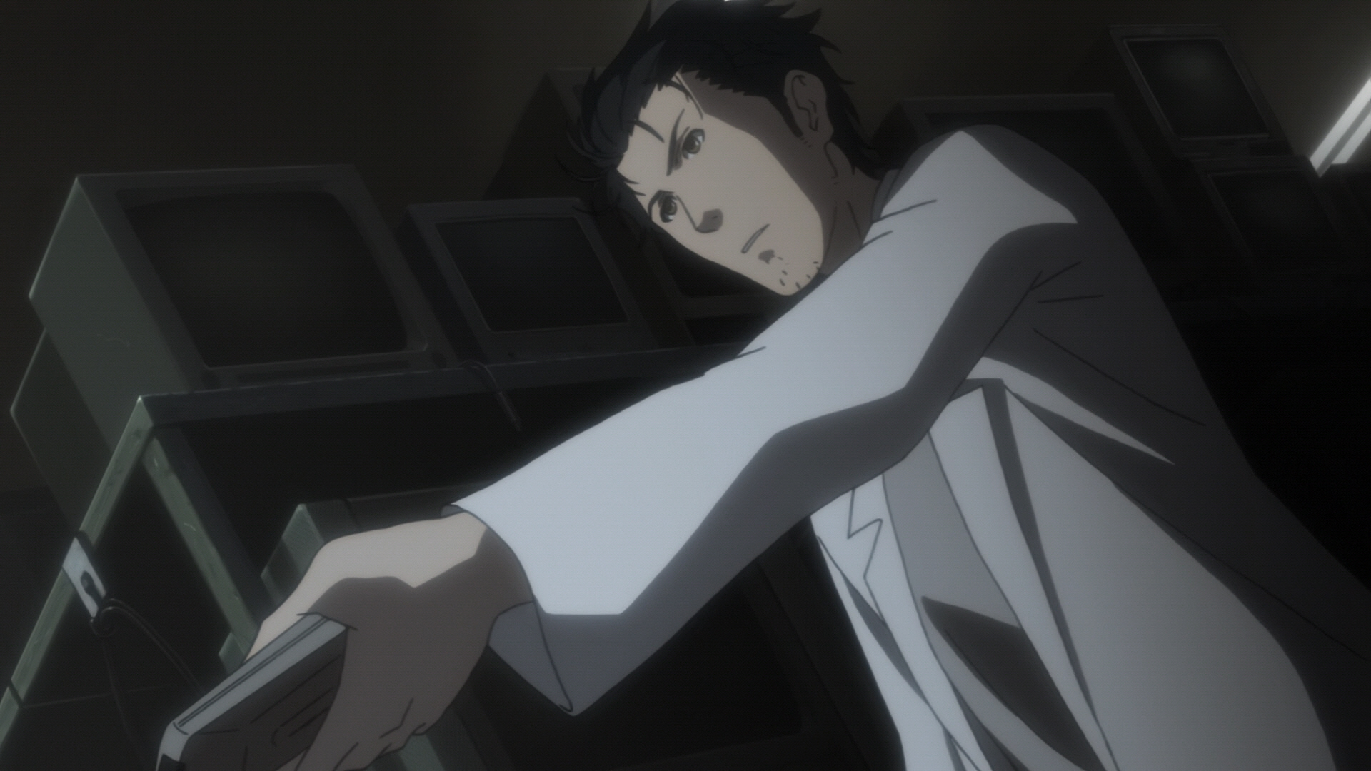 Steins Gate Episode 11 Dogma in Event Horizon 01