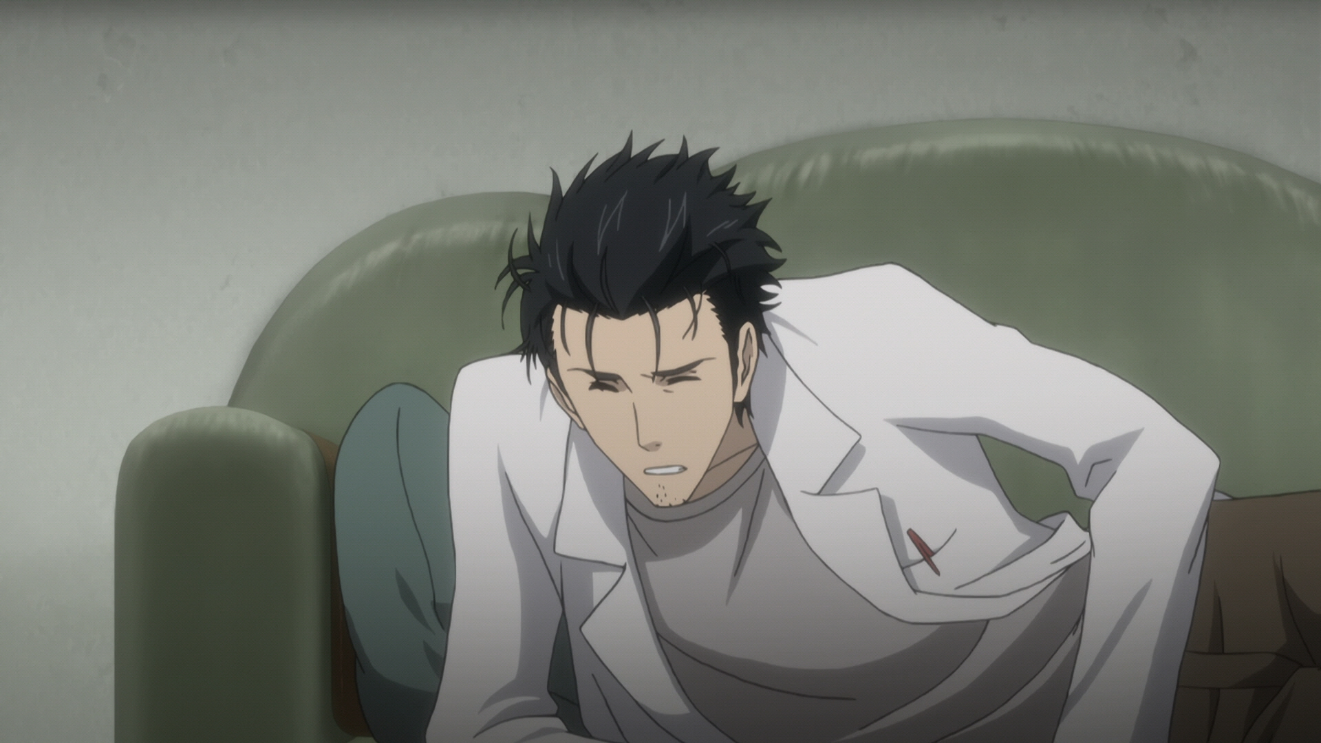 Steins Gate Episode 11 Dogma in Event Horizon 02