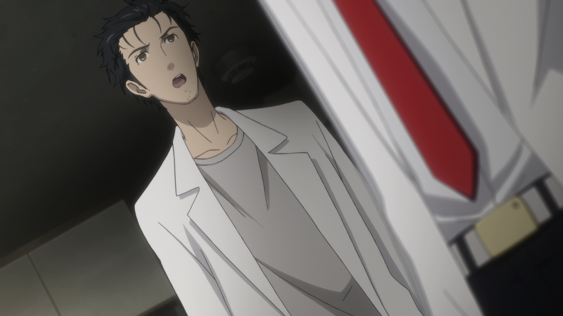 Steins Gate Episode 11 Dogma in Event Horizon 04