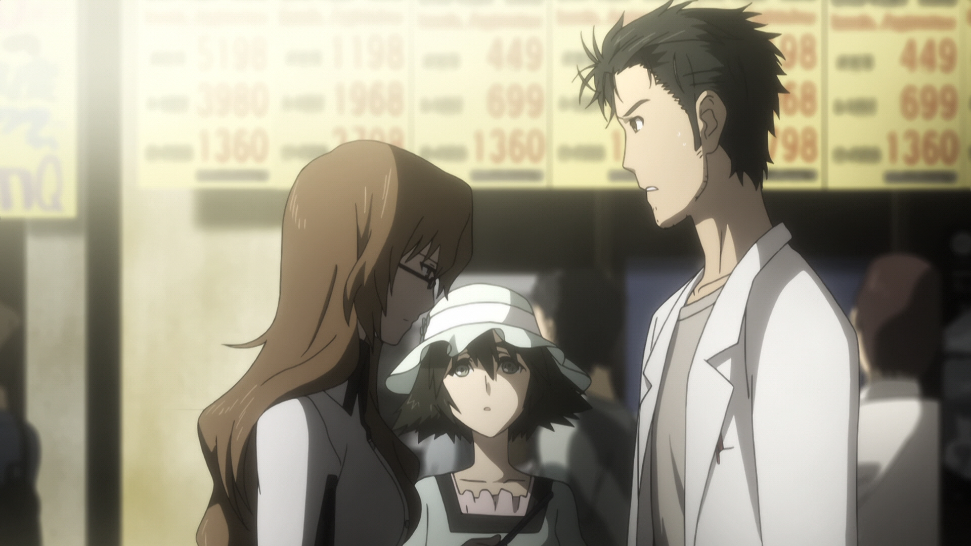 Steins Gate Episode 11 Dogma in Event Horizon 07