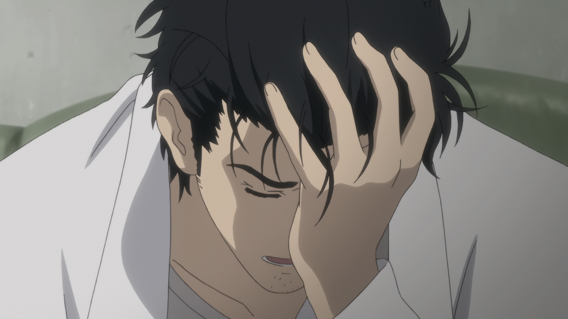 Steins Gate Episode 11 Dogma in Event Horizon 19