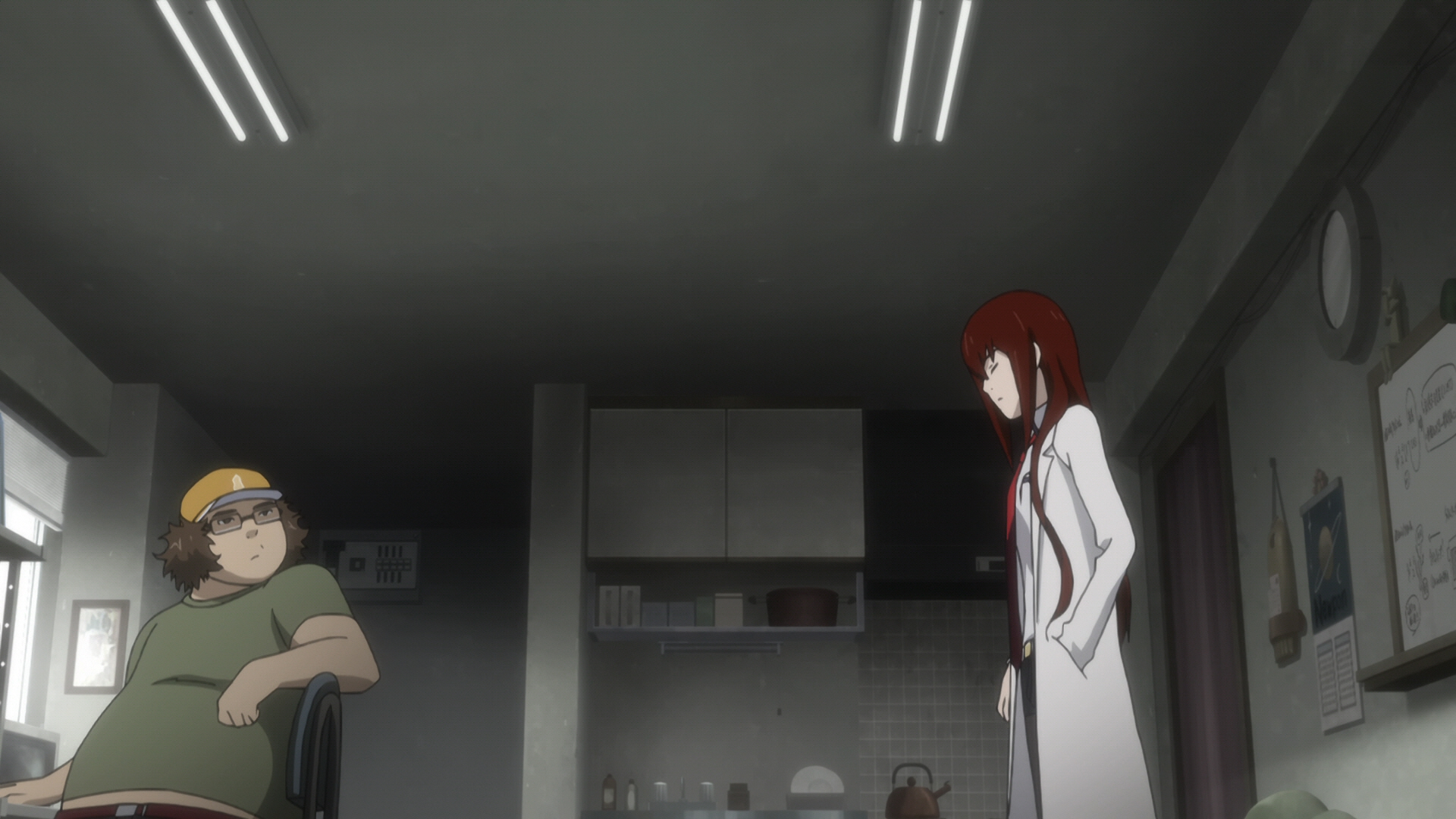 Steins Gate Episode 12 Dogma in Ergosphere 05