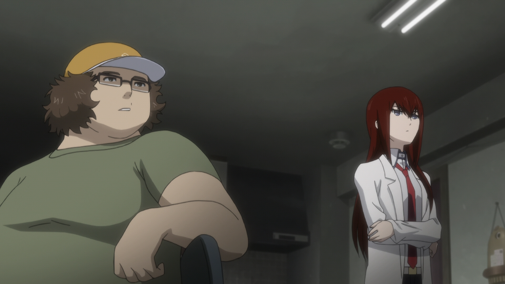 Steins Gate Episode 12 Dogma in Ergosphere 06