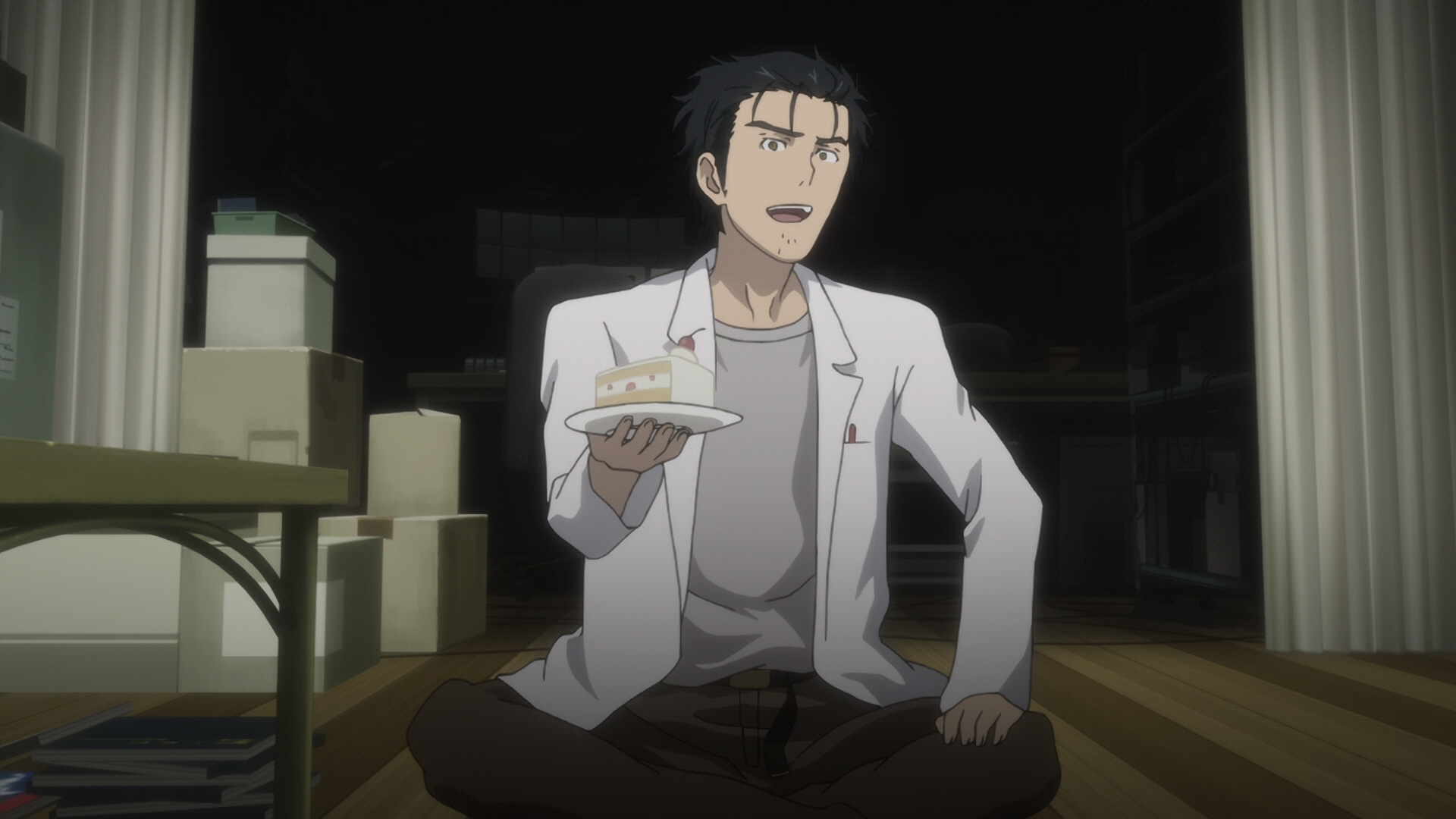 Steins Gate Episode 12 Dogma in Ergosphere 14