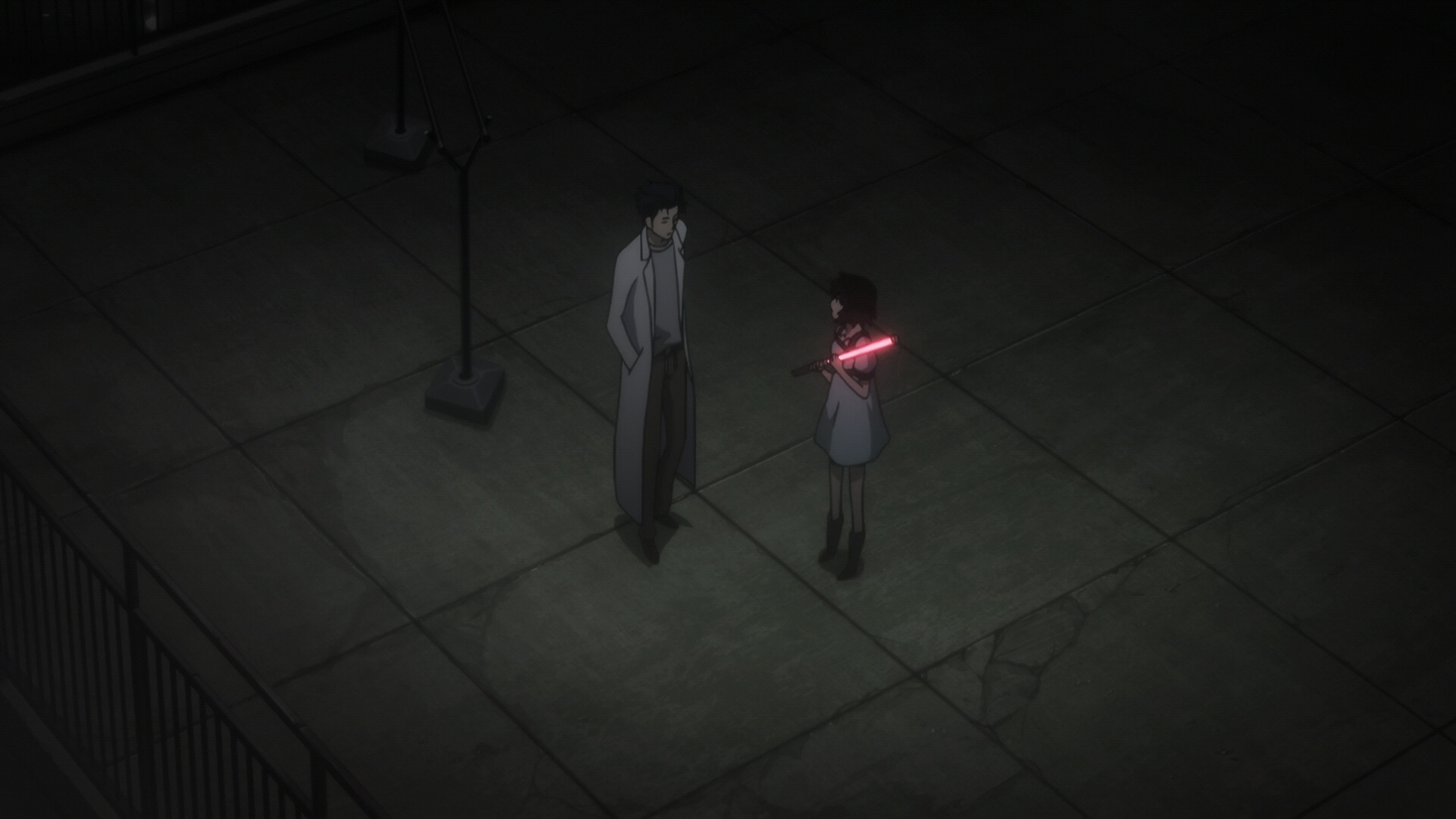 Steins Gate Episode 12 Dogma in Ergosphere 16