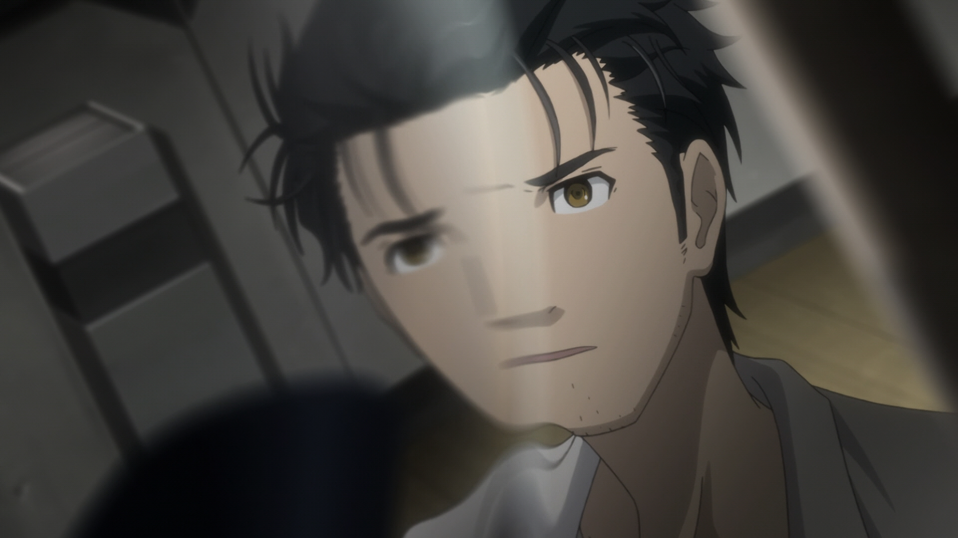 Steins Gate Episode 12 Dogma in Ergosphere 19