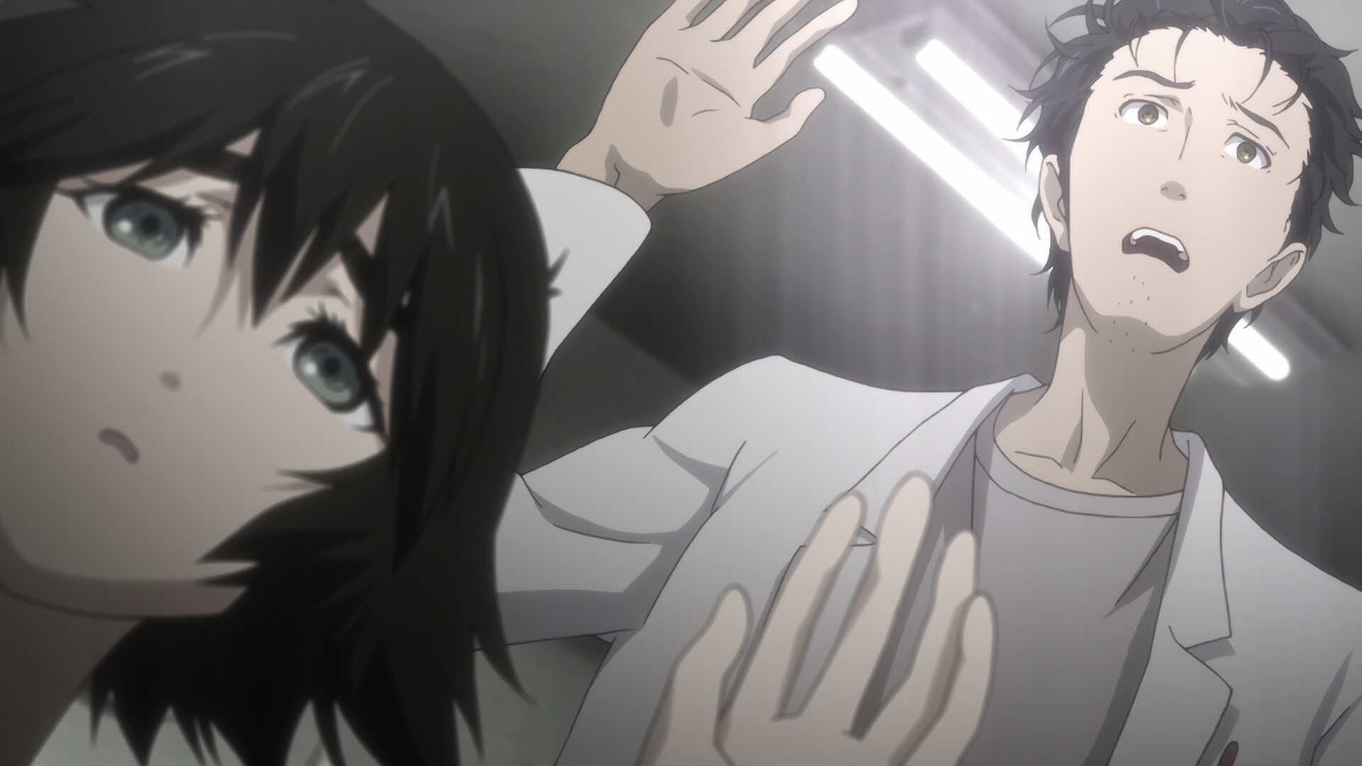Steins Gate Episode 12 Dogma in Ergosphere 20