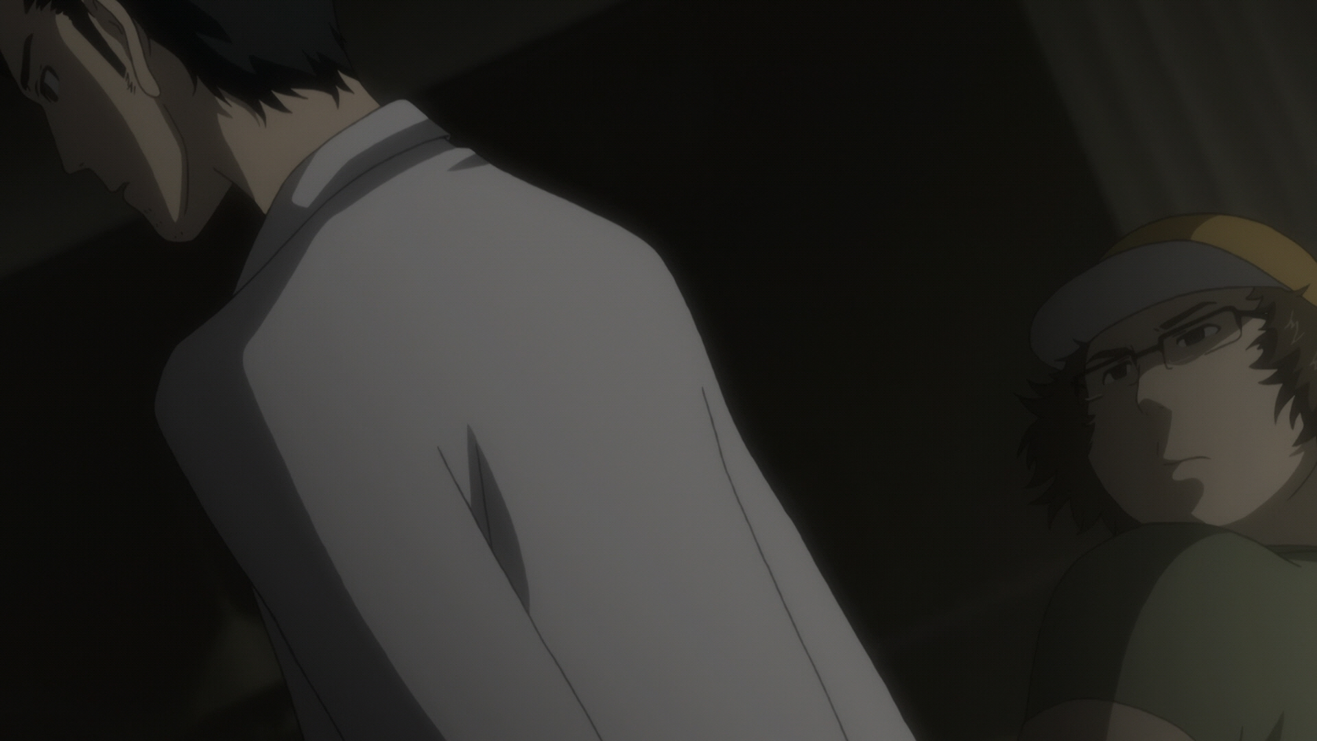 Steins Gate Episode 8 Chaos Theory Homeostasis I 01