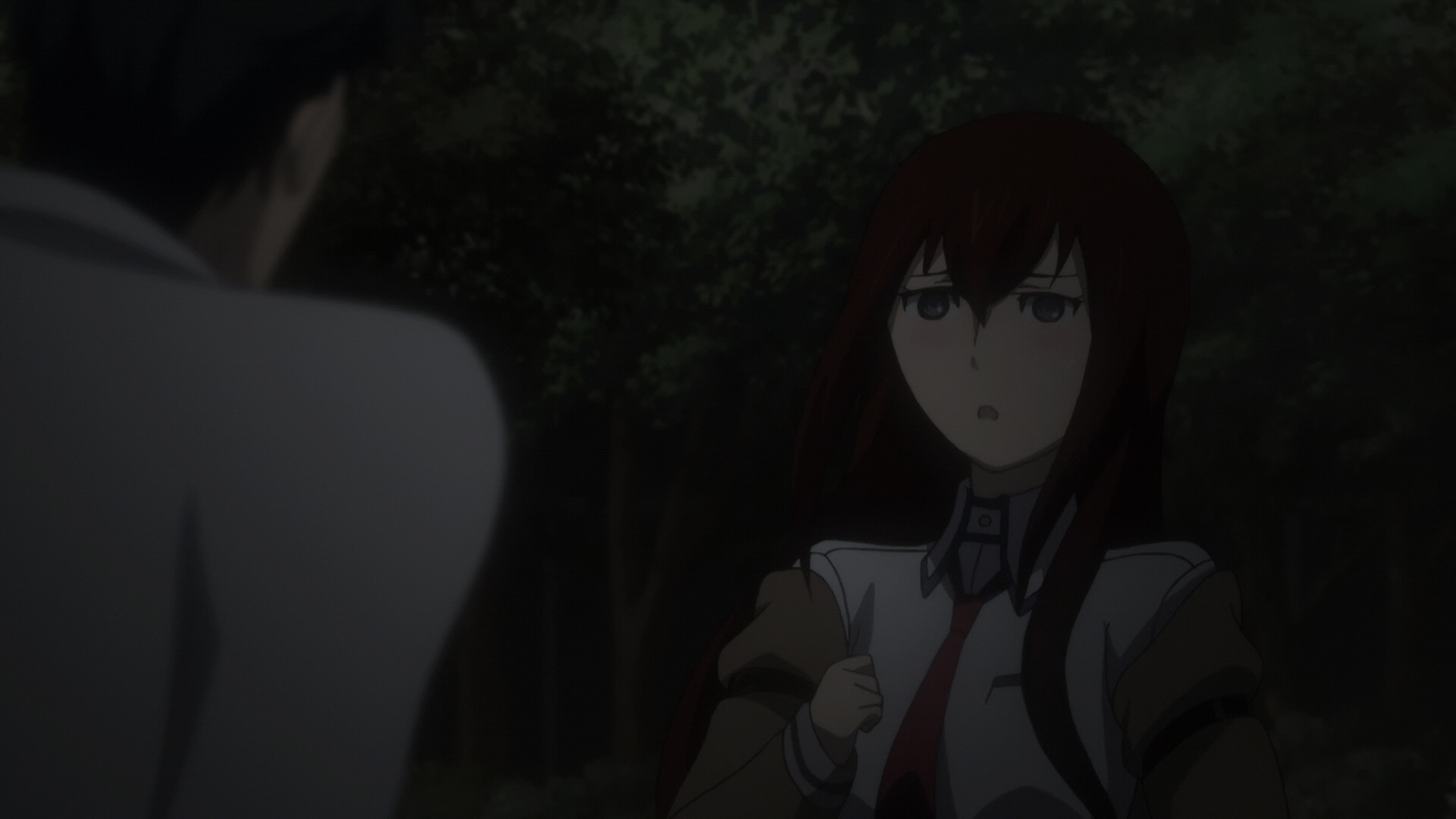 Steins Gate Episode 8 Chaos Theory Homeostasis I 04