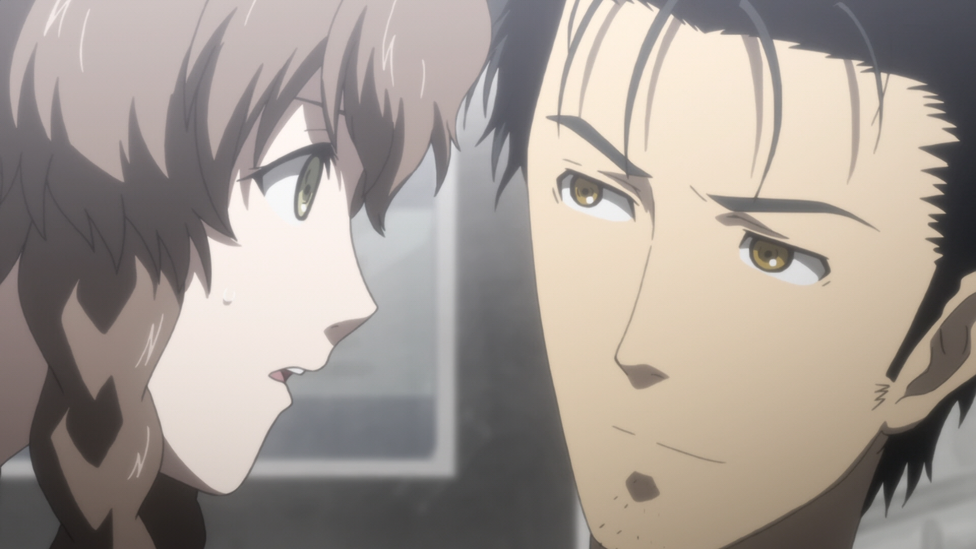 Steins Gate Episode 8 Chaos Theory Homeostasis I 06