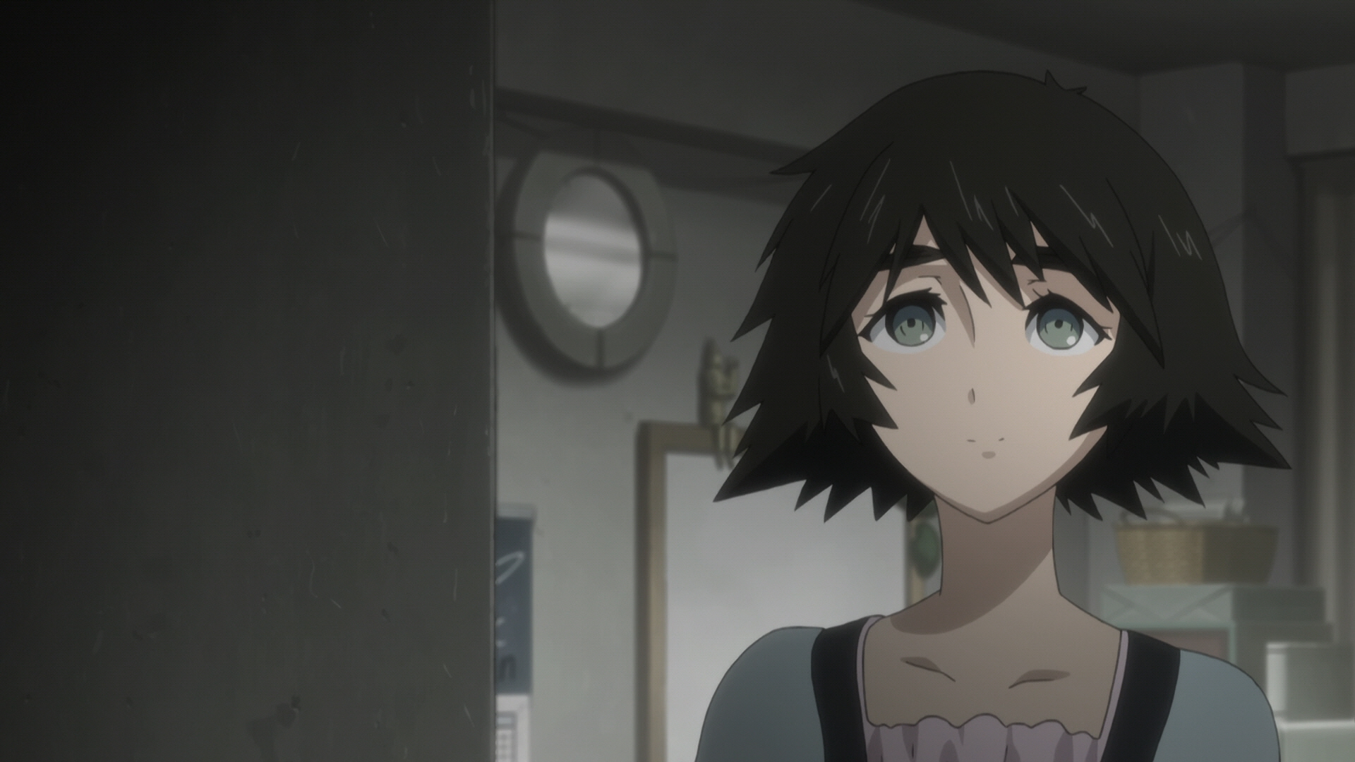 Steins Gate Episode 8 Chaos Theory Homeostasis I 08