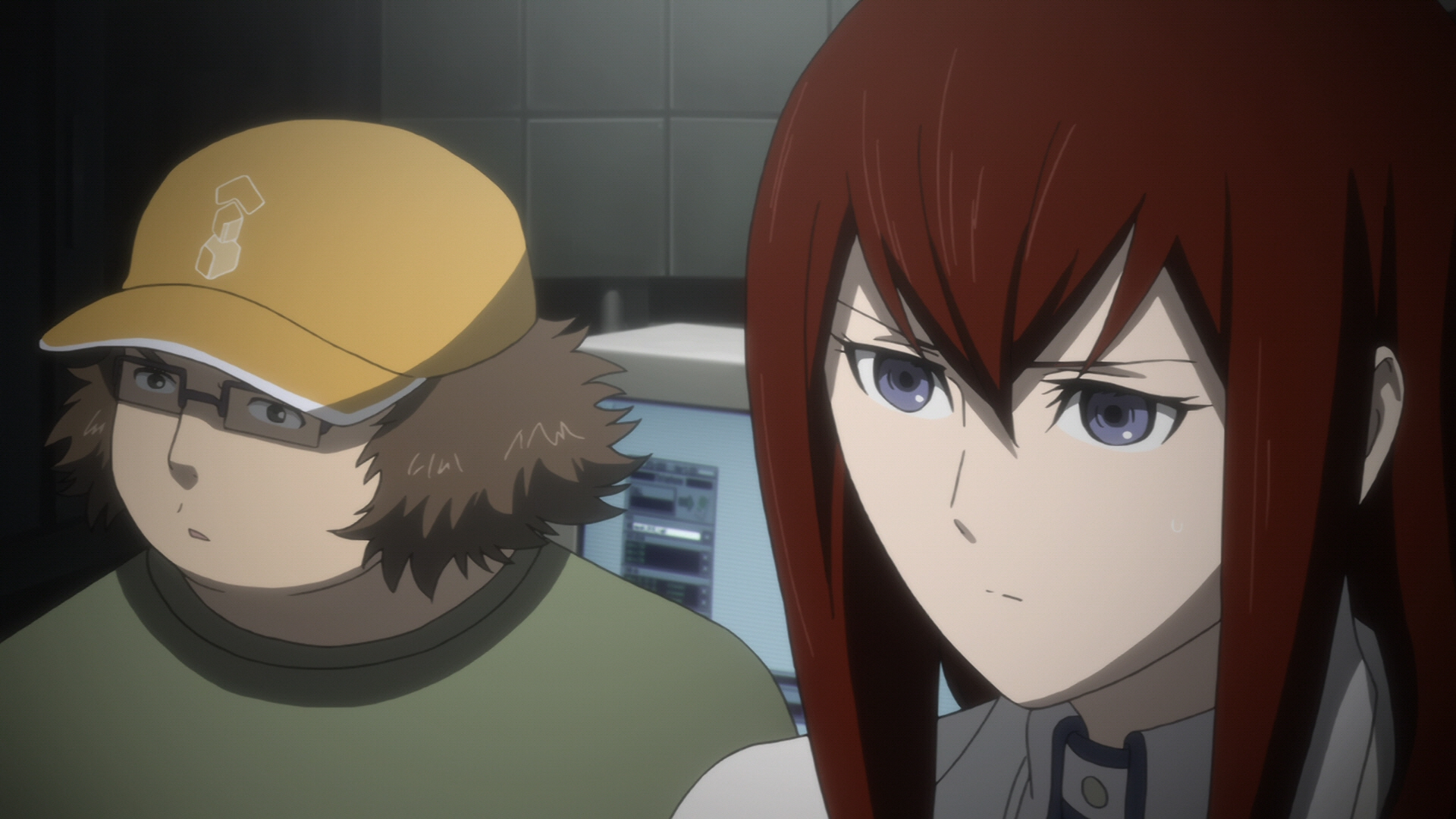 Steins Gate Episode 8 Chaos Theory Homeostasis I 10