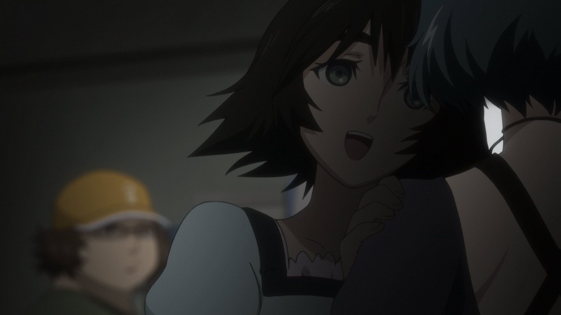Steins Gate Episode 8 Chaos Theory Homeostasis I 12