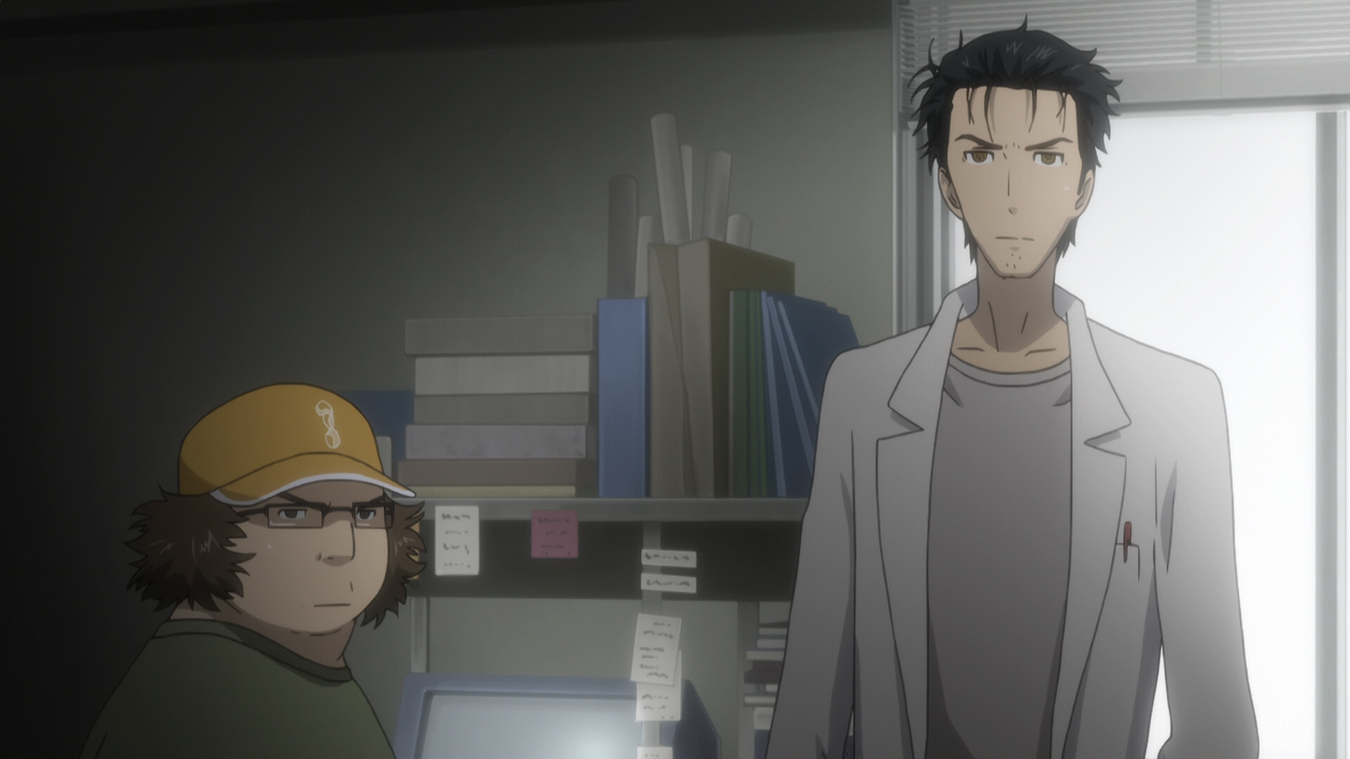 Steins Gate Episode 8 Chaos Theory Homeostasis I 13