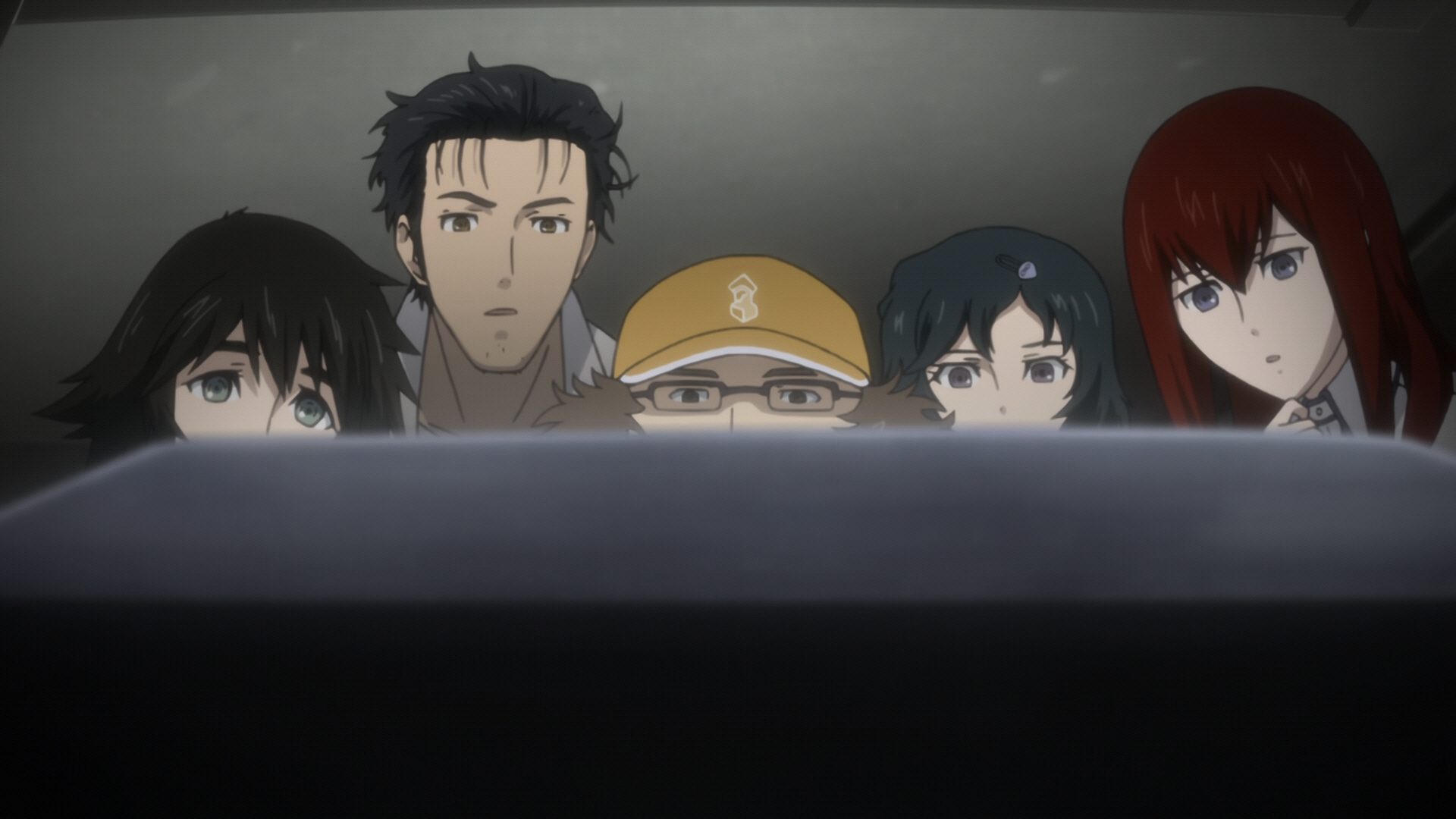 Steins Gate Episode 8 Chaos Theory Homeostasis I 18