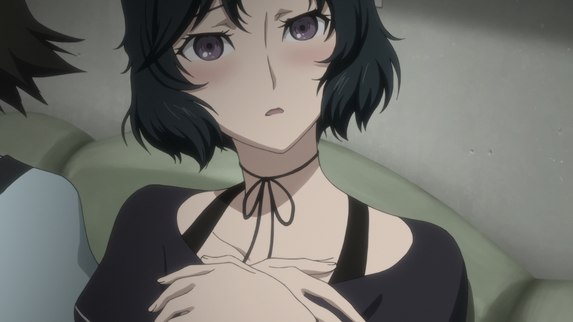 Steins Gate Episode 8 Chaos Theory Homeostasis I 20