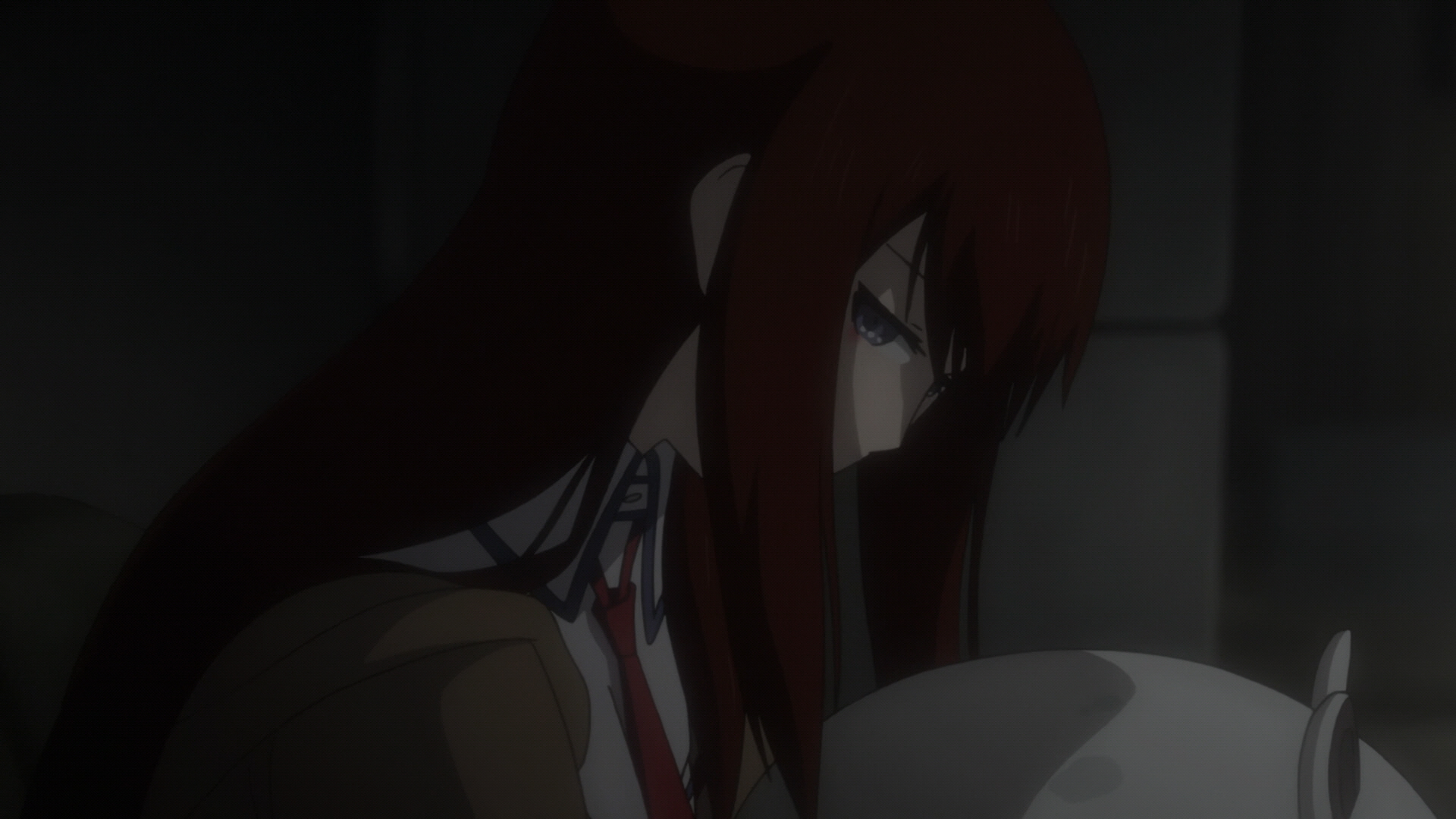 Steins Gate Episode 9 Chaos Theory Homeostasis II 04