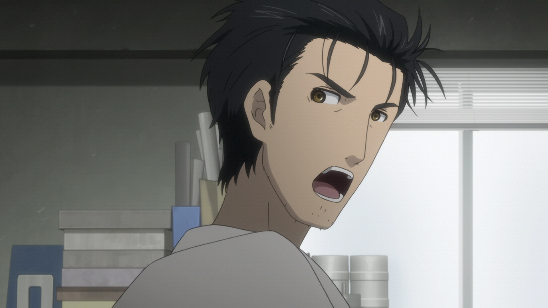 Steins Gate Episode 9 Chaos Theory Homeostasis II 06