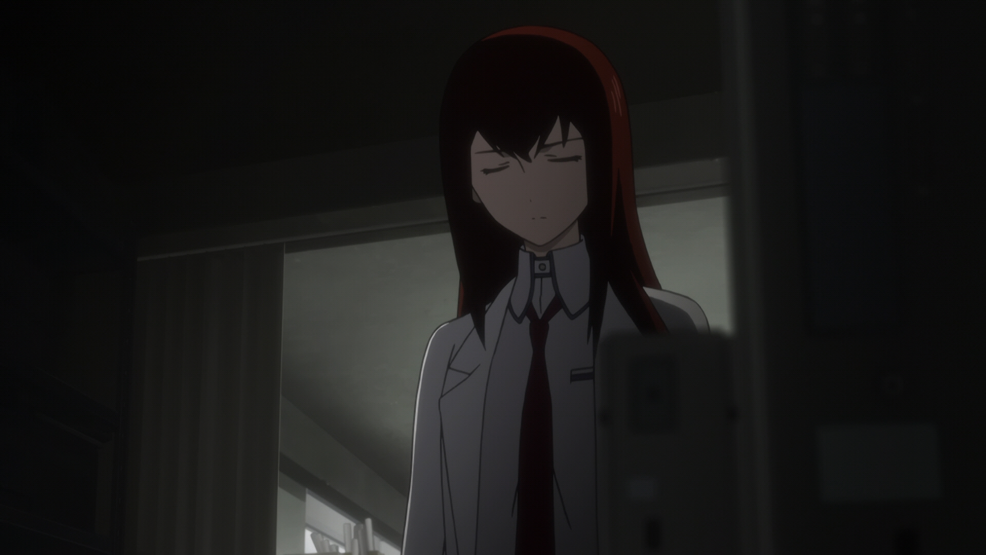 Steins Gate Episode 9 Chaos Theory Homeostasis II 07