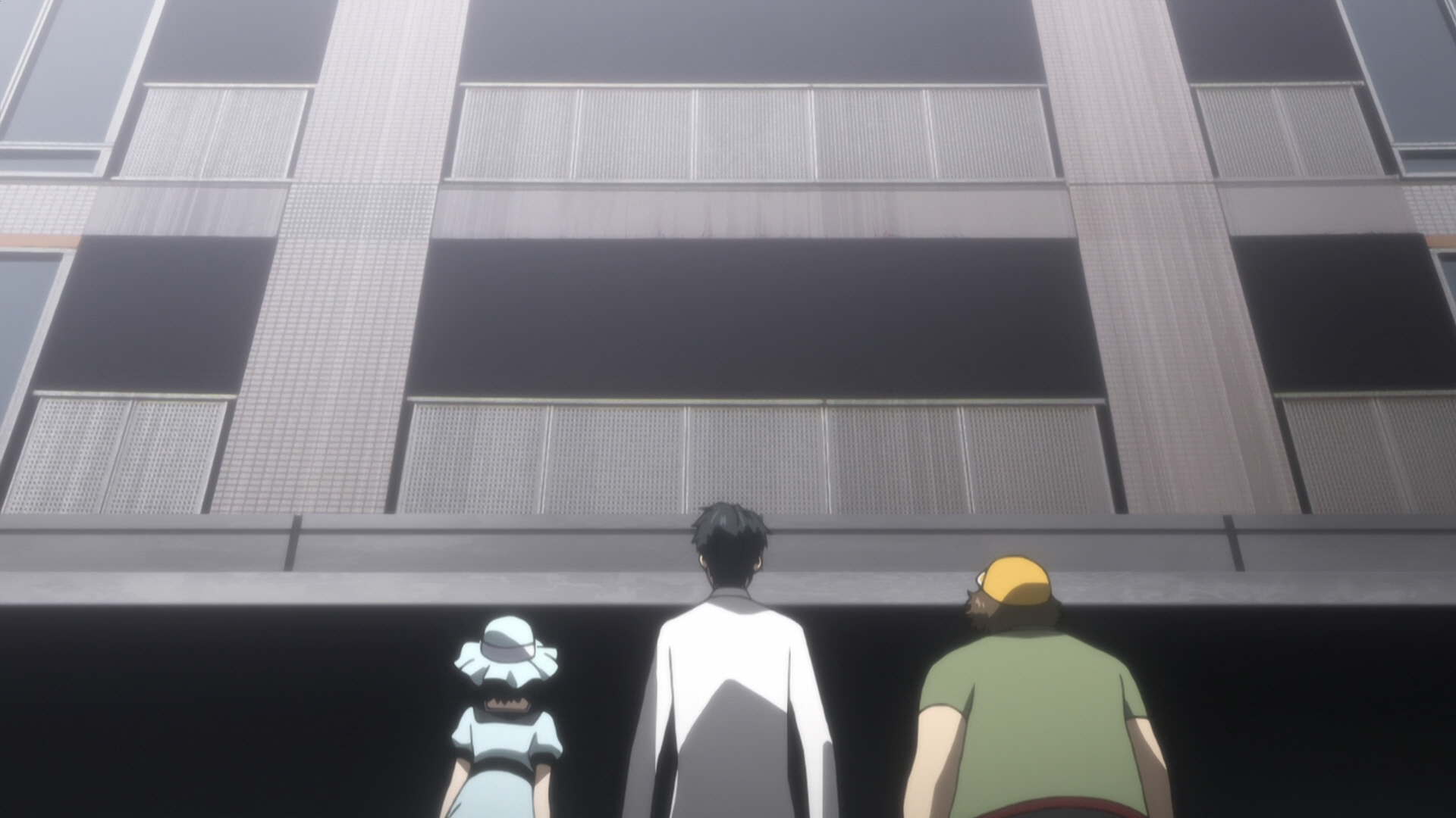Steins Gate Episode 9 Chaos Theory Homeostasis II 15