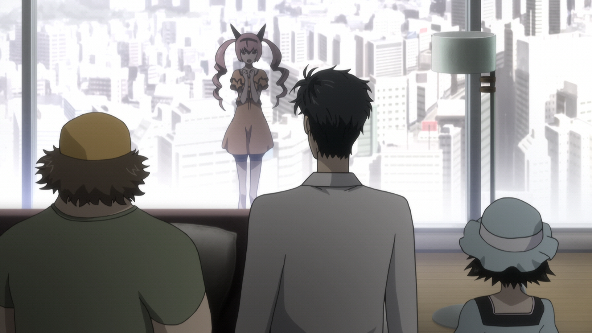 Steins Gate Episode 9 Chaos Theory Homeostasis II 17