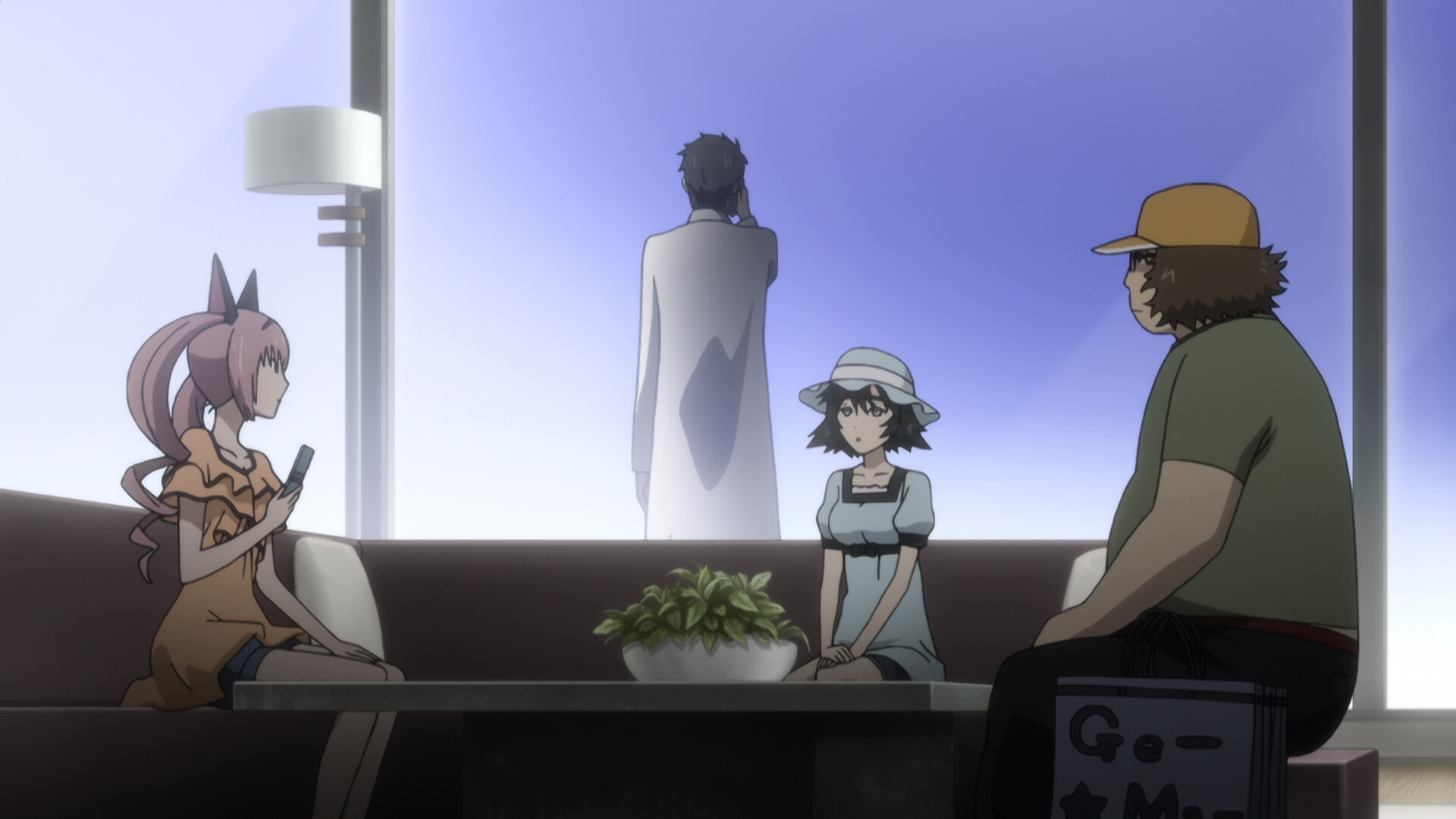 Steins Gate Episode 9 Chaos Theory Homeostasis II 20