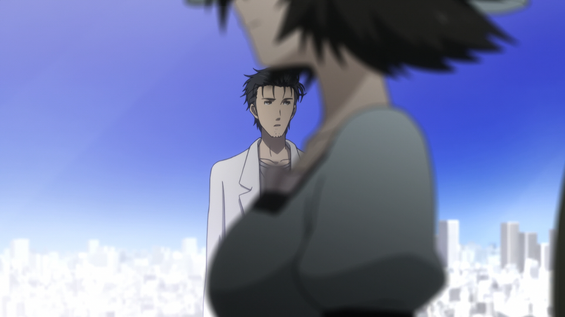 Steins Gate Episode 9 Chaos Theory Homeostasis II 21