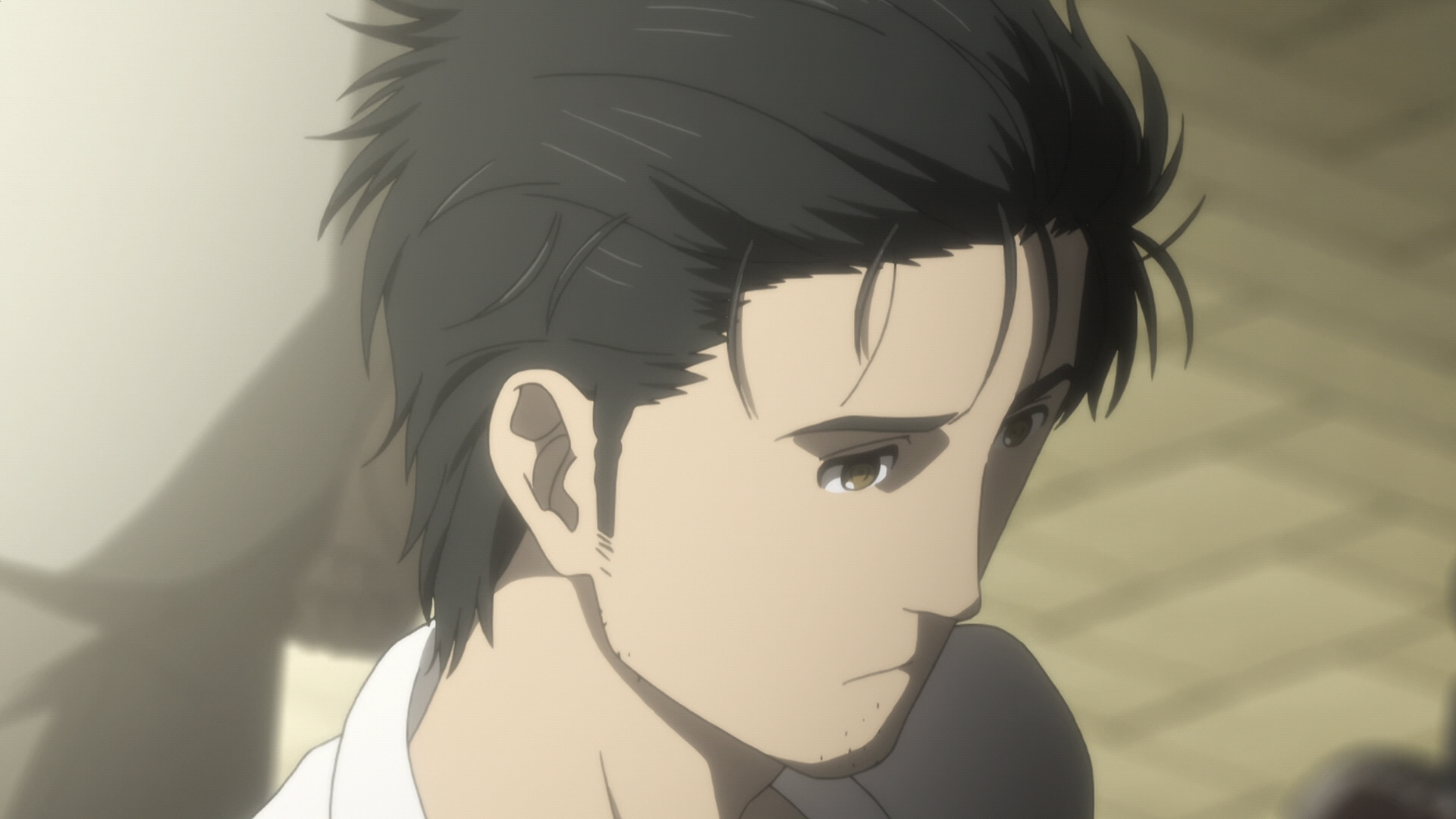 Steins Gate Episode 9 Chaos Theory Homeostasis II 22
