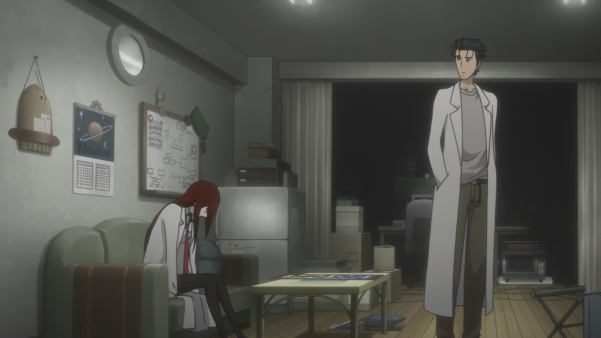 Steins;Gate Episode 5 012
