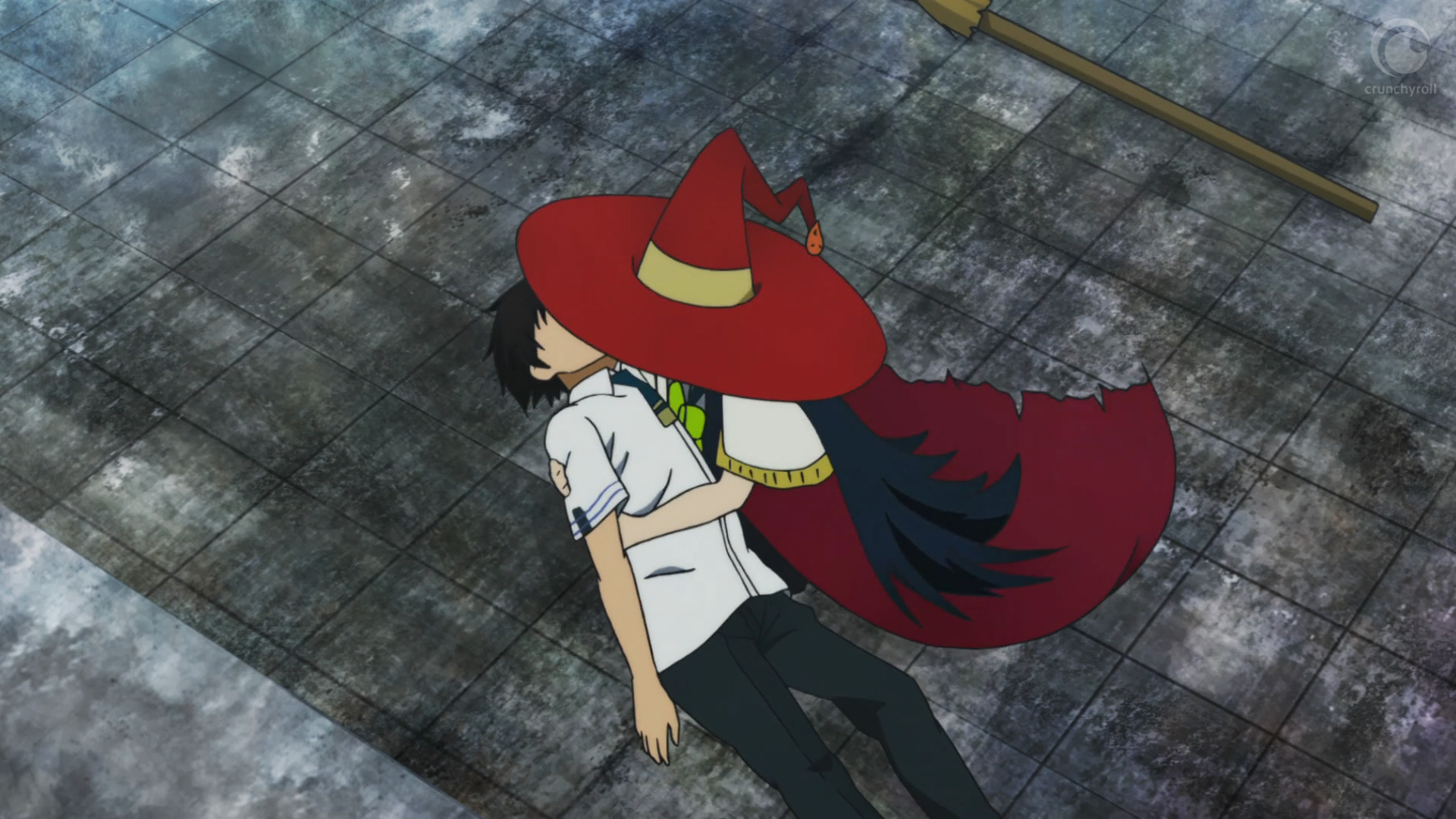 Witch Craft Works Episode 1 11