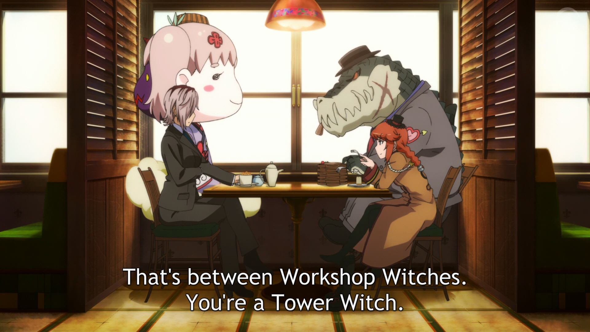 Witch Craft Works Episode 2 10